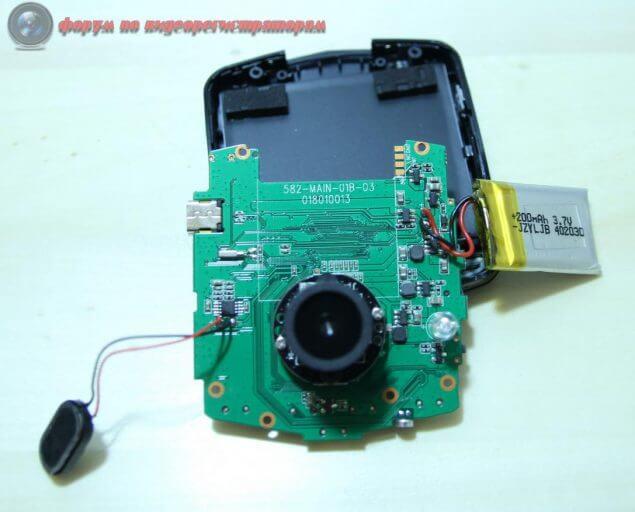obzor byudzhetnogo videoregistratora artway av 513 24 635x512 - Обзор бюджетного видеорегистратора ARTWAY AV-513.