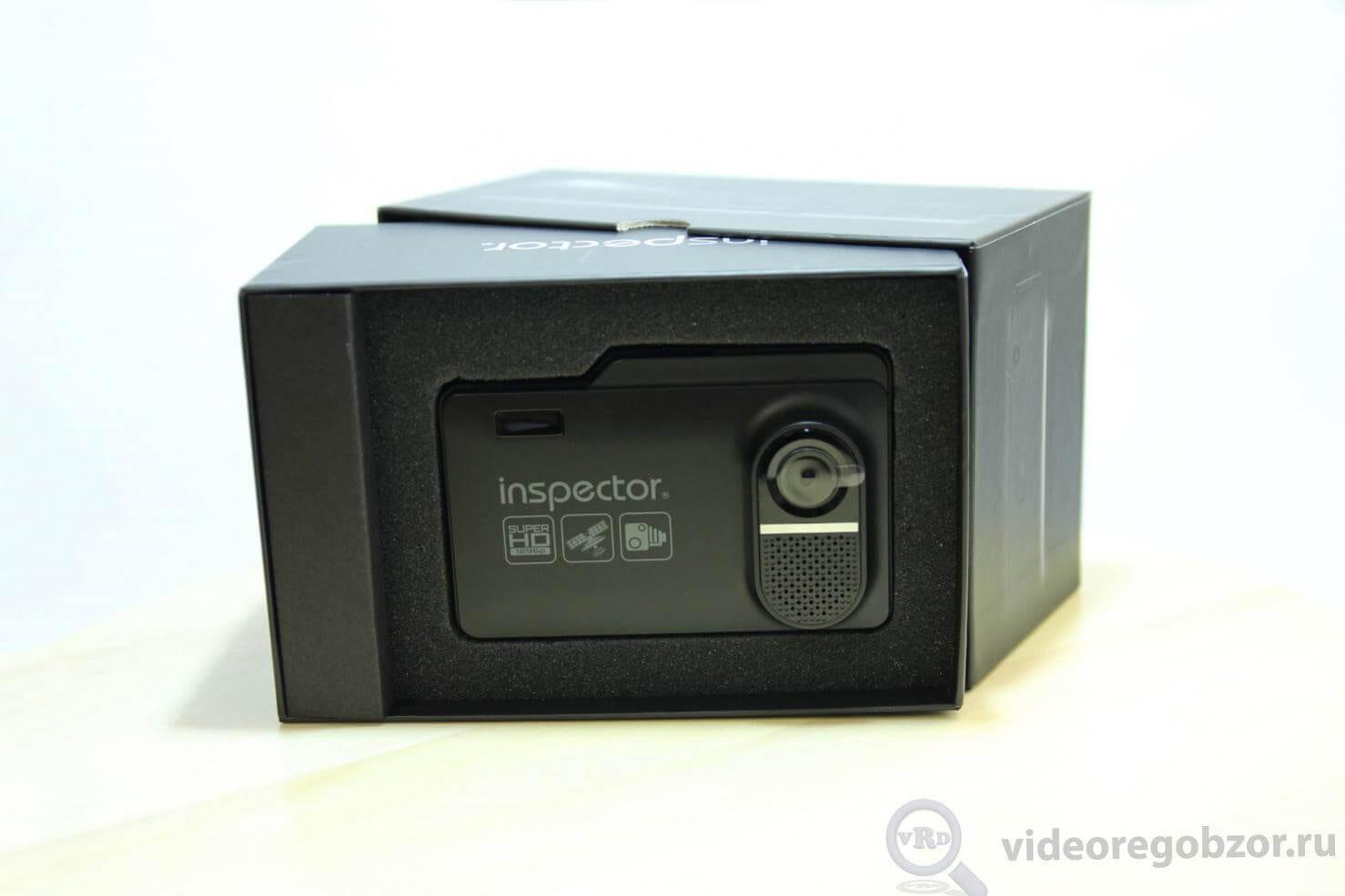 ОбзорInspectorSCAT лучшеекомпактноерешение