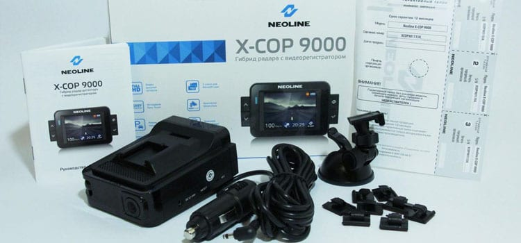 Neoline Х-СОР 9000 обзор бюджетного гибрида