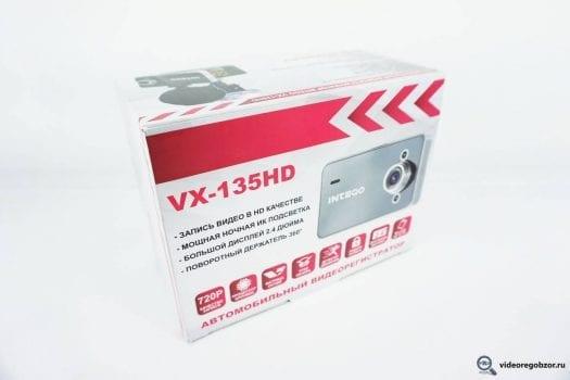 ОбзорINTEGOVX HD.Регистраторзаруб.