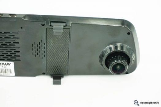 obzor gibridnogo zerkala artway md 163 gps 10 525x350 - Обзор гибридного зеркала ARTWAY MD-163 GPS