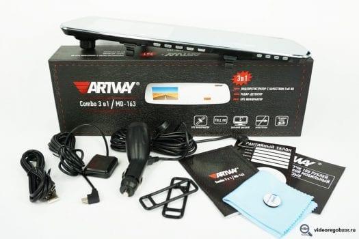 obzor gibridnogo zerkala artway md 163 gps 26 525x350 - Обзор гибридного зеркала ARTWAY MD-163 GPS
