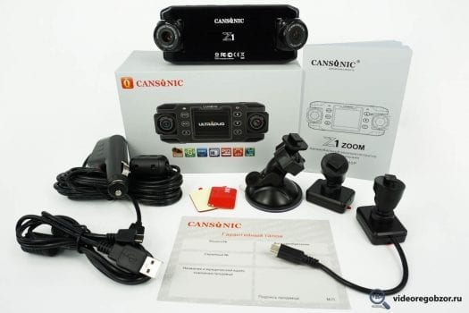 obzor unikalnogo 2 h kanalnogo registratora cansonic z1 zoom gps 35 525x350 - Обзор уникального 2-х канального регистратора CANSONIC Z1 ZOOM GPS