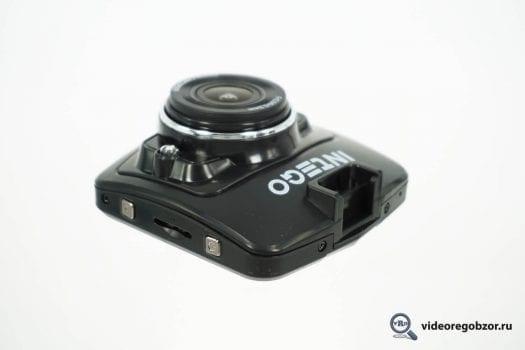 Обзор видеорегистратора INTEGO VX-295 до трёх тыс. 12