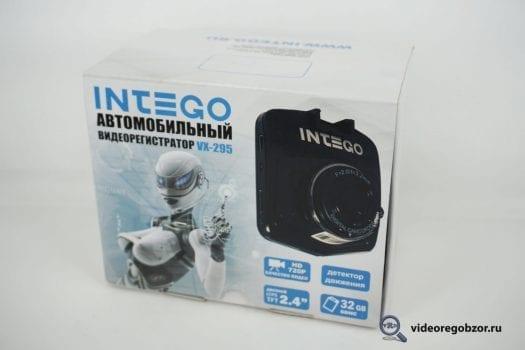 Обзор видеорегистратора INTEGO VX-295 до трёх тыс. 5