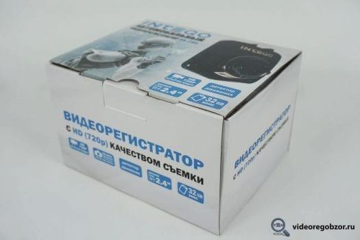 Обзор видеорегистратора INTEGO VX-295 до трёх тыс. 6