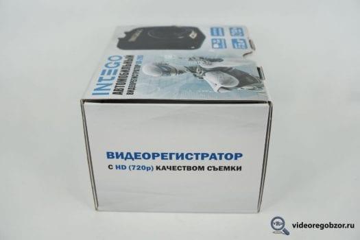 Обзор видеорегистратора INTEGO VX-295 до трёх тыс. 8