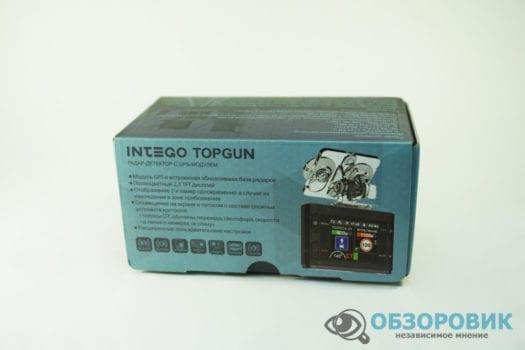 intego tobgun 3 525x350 - Обзор INTEGO TOPGUN. Свежий взгляд на радар-детекторы