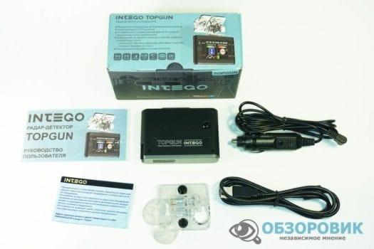 intego tobgun 5 1 525x350 - Обзор INTEGO TOPGUN. Свежий взгляд на радар-детекторы