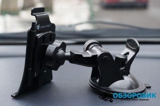 Обзор навигагора NAVITEL C500 12 525x350 - Обзор бюджетного навигатора NAVITEL C500