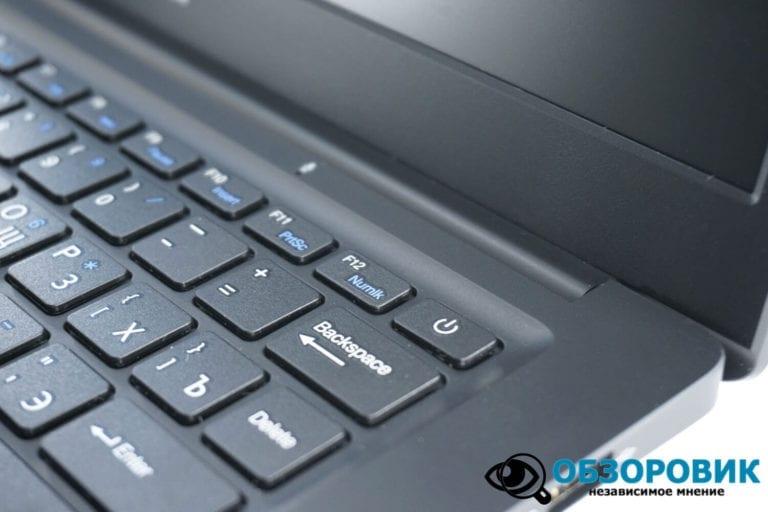 DSC04992 768x512 - Обзор бюджетного ноутбука Digma EVE 1402