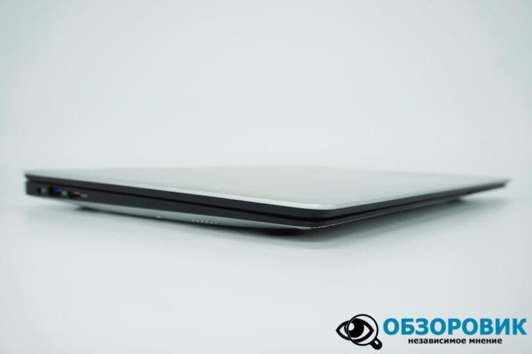 DSC05270 768x512 - Обзор бюджетного ноутбука Digma EVE 1402