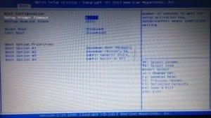 digma eve 1402 bios boot 300x169 - Обзор бюджетного ноутбука Digma EVE 1402