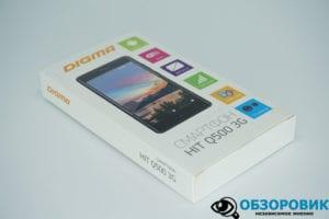 DSC05828 300x200 - Обзор смартфона DIGMA HIT Q500 3G