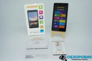DSC05836 300x200 - Обзор смартфона DIGMA HIT Q500 3G