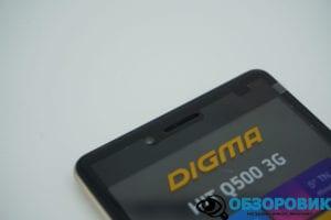 DSC05867 300x200 - Обзор смартфона DIGMA HIT Q500 3G