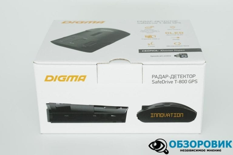 Digma SafeDrive T 800 GPS 11
