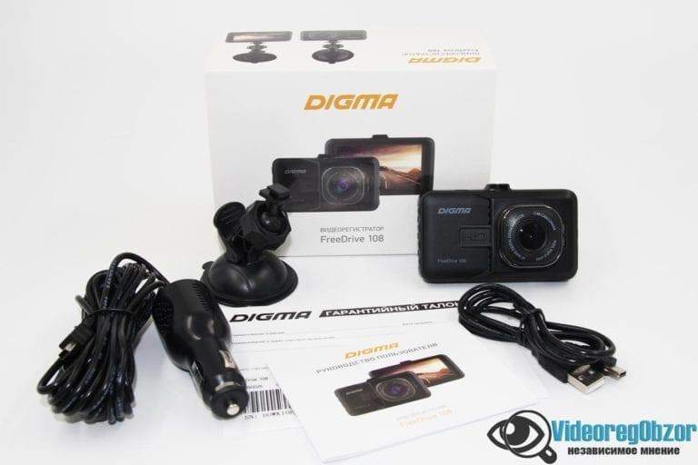 Digma FreeDrive 108 5