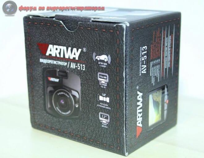 obzor byudzhetnogo videoregistratora artway av 513 28
