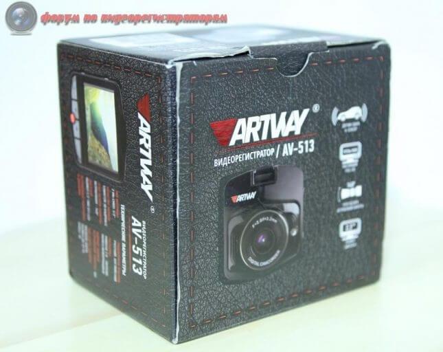 obzor byudzhetnogo videoregistratora artway av 513 35