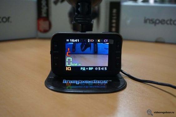 Обзор видеорегистратора Inspector Marlin 8