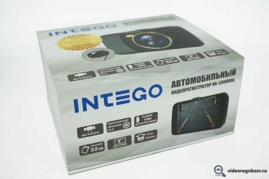 obzor intego vx 390 dual dvuhkanalnyiy registrator do 6 tyis 30