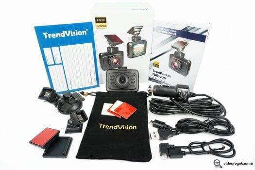 obzor trendvision trd 200 23