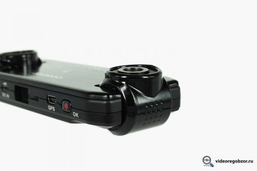 obzor unikalnogo 2 h kanalnogo registratora cansonic z1 zoom gps 17