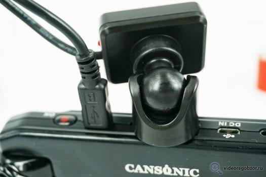 obzor unikalnogo 2 h kanalnogo registratora cansonic z1 zoom gps 39