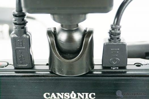 obzor unikalnogo 2 h kanalnogo registratora cansonic z1 zoom gps 40