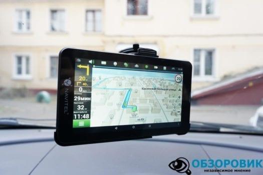 Навигатор планшет Navitel T700 3G Android 6 3