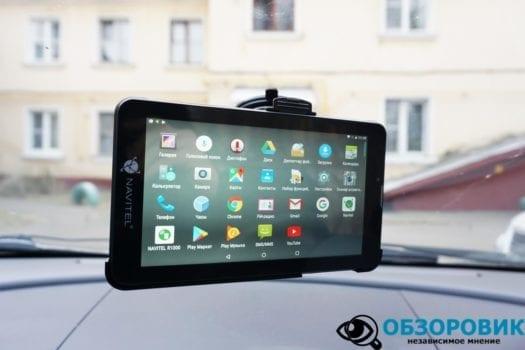 Навигатор планшет Navitel T700 3G Android 6 4