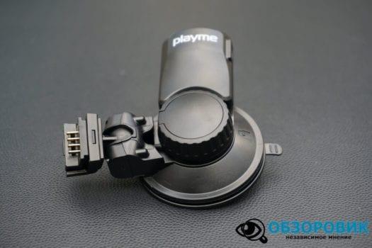 Обзор разънесенного видеорегистратора с радар детектором PlayMe MAXI гибрид 11