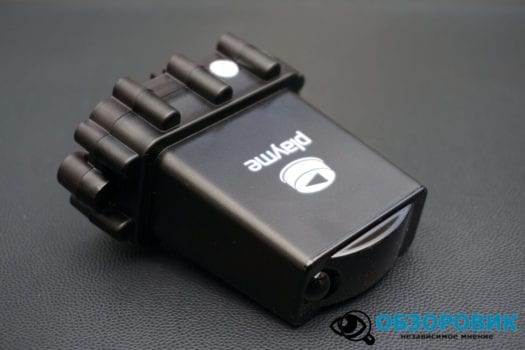 Обзор разънесенного видеорегистратора с радар детектором PlayMe MAXI гибрид 16