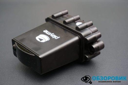 Обзор разънесенного видеорегистратора с радар детектором PlayMe MAXI гибрид 18