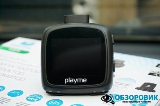 Обзор разънесенного видеорегистратора с радар детектором PlayMe MAXI гибрид 34