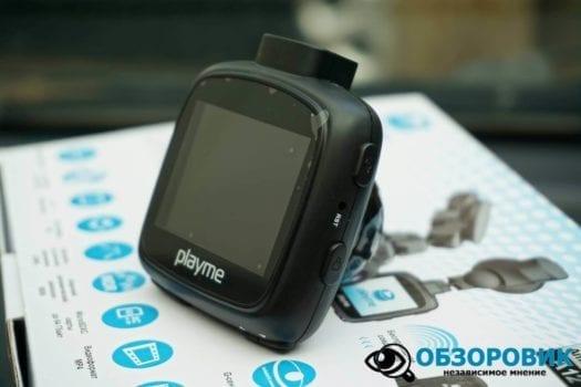 Обзор разънесенного видеорегистратора с радар детектором PlayMe MAXI гибрид 35