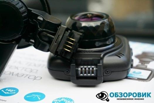 Обзор разънесенного видеорегистратора с радар детектором PlayMe MAXI гибрид 37