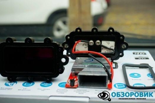 Обзор разънесенного видеорегистратора с радар детектором PlayMe MAXI гибрид 41
