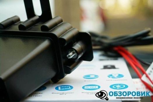 Обзор разънесенного видеорегистратора с радар детектором PlayMe MAXI гибрид 47