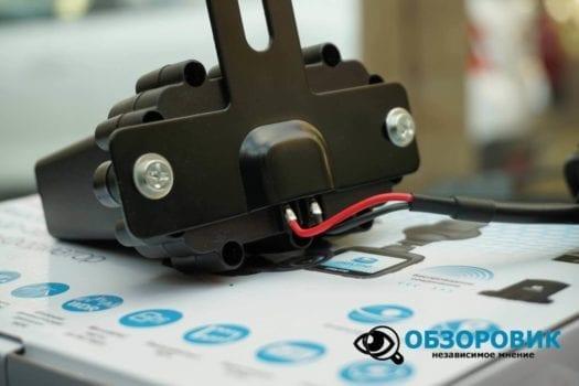 Обзор разънесенного видеорегистратора с радар детектором PlayMe MAXI гибрид 48