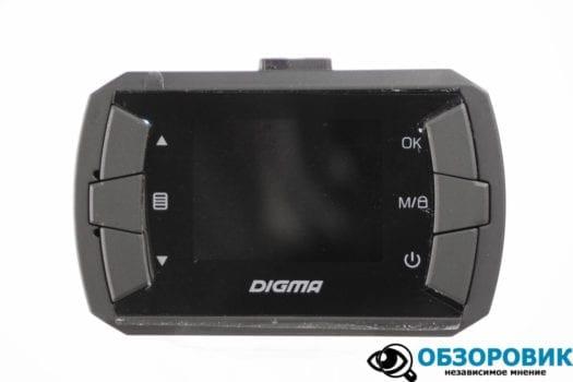 Обзор видеорегистратора Digma FreeDrive 105 10