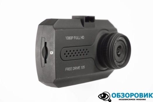 Обзор видеорегистратора Digma FreeDrive 105 13