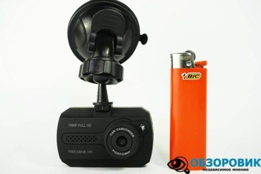 Обзор видеорегистратора Digma FreeDrive 105 20
