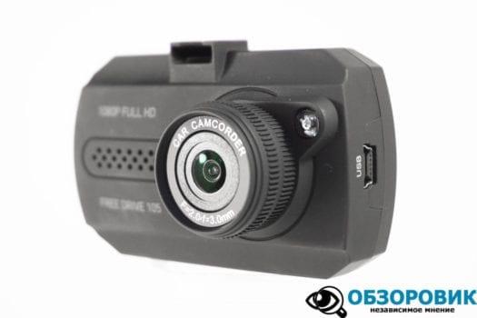 Обзор видеорегистратора Digma FreeDrive 105 7