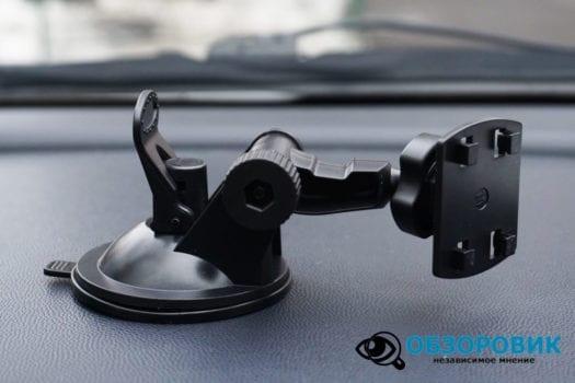 Обзор навигагора NAVITEL C500 11