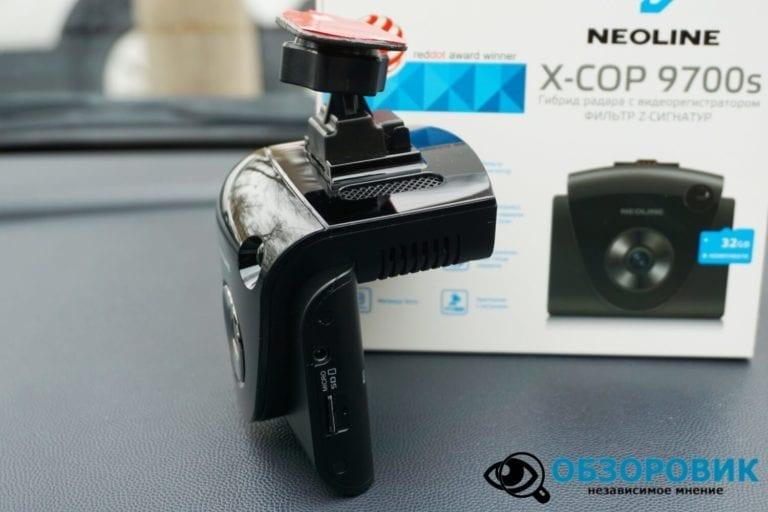 Обзор Neoline X COP 9700S 2