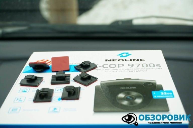 Обзор Neoline X COP 9700S 24