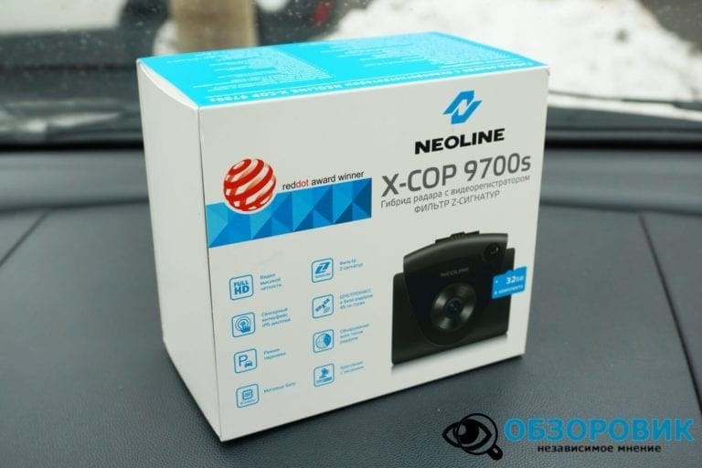 Обзор Neoline X COP 9700S 26