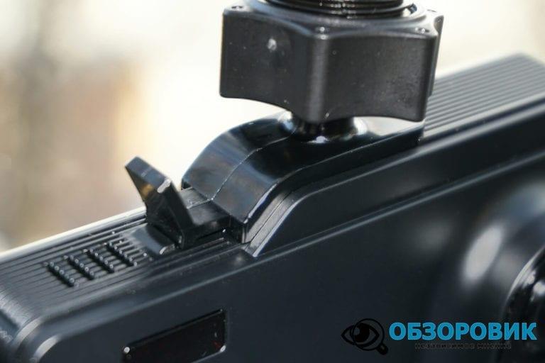 Obzor Inspector SCAT S 17 VideoregObzor Обзор комбо-устройства Inspector SCAT S.